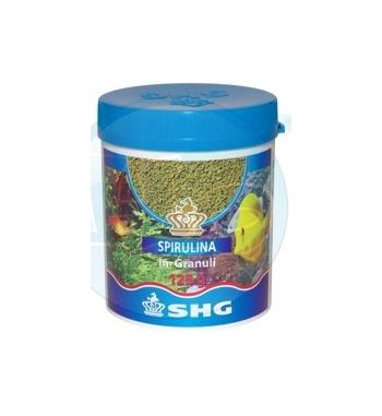 SHG SPIRULINA GRANULI 50GR