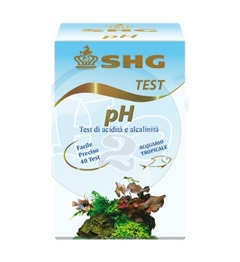 SHG PH TEST