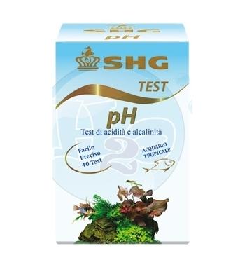 SHG PH TEST