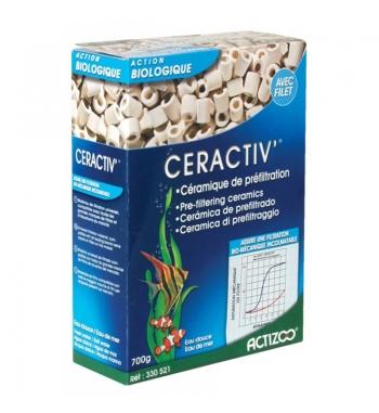 ZOLUX Cannolicchi ceramici per filtri biologici 700gr