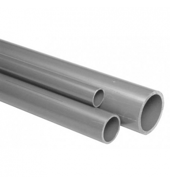 TUBO PVC INCOLLAGGIO D. 50 MM PN10 AL METRO