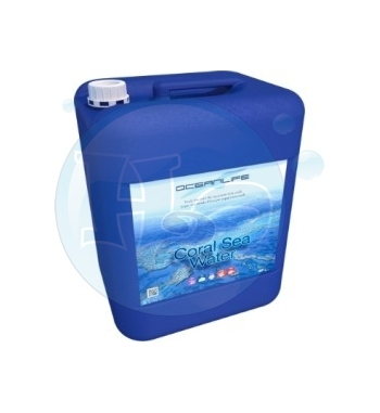OceanLife Coral Sea Water 20L