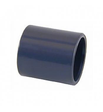 MANICOTTO INCOLLAGGIO PVC D. 50