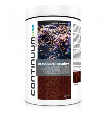 CONTINUUM EXXODUS PHOSPHYX FILTRATION MEDIUM 250 ML
