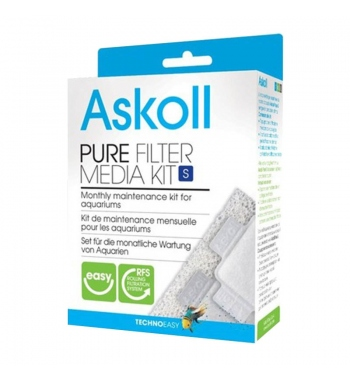 Askoll Pure Filter Media Kit S