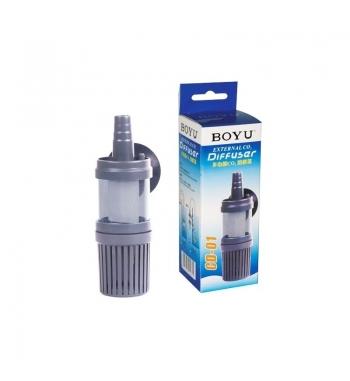 BOYO Co2 diffuser CD-01 diffusore anidride carbonica
