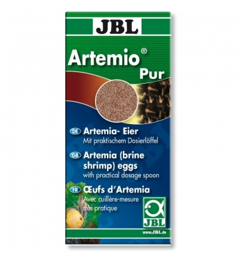 JBL ARTEMIO PUR 20Gr cisti di artemia