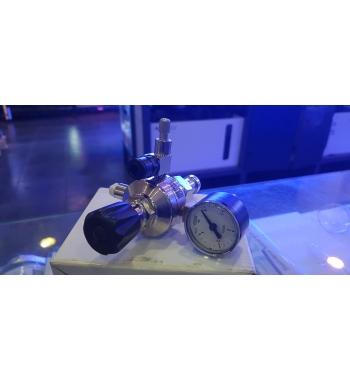 RIDUTTORE DI PRESSIONE CO2 OXYTURBO MAJOR 2 per bombole ricaricabili