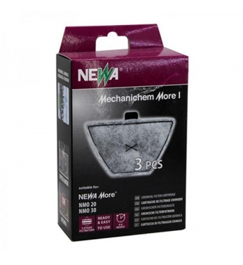 Newa More Mechanichem I - spugna carbone per NMO20 e NMO30