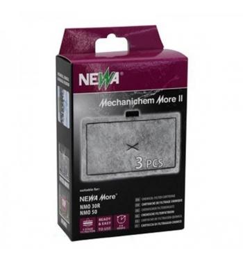 Newa More Mechanichem II - spugna carbone per NMO30R e NMO50