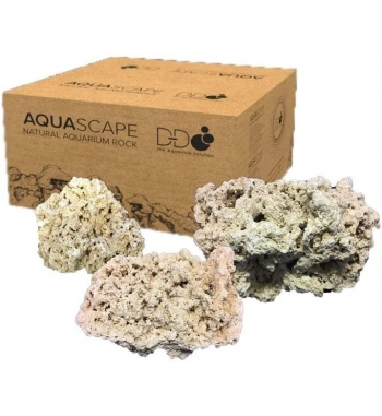 DD ROCK AQUASCAPE MIXED Roccia naturale di aragonite