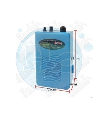 areatore a batteria sebo sb-980