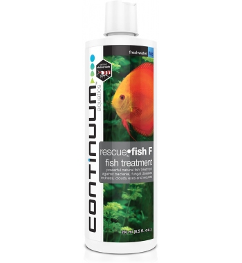 CONTINUUM RESCUE FISH F 250 ML