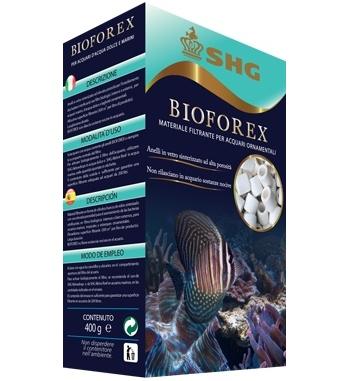 SHG cannolicchi Bioforex 400gr
