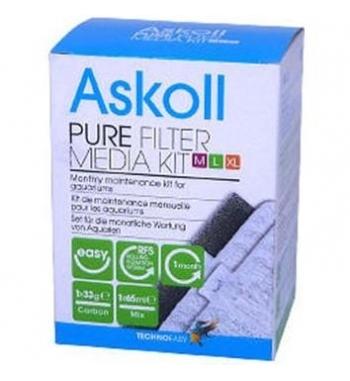 ASKOLL Pure filter media KIT M.L.XL