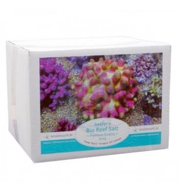 Korallen-Zucht Reefer´s Bio Reef Salt Premium Quality 20kg