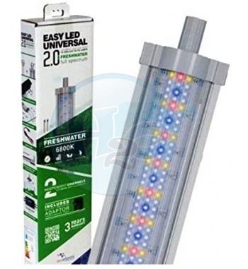 USATO - BARRA LED EASY 2.0  LED 40CM UNIVERSAL FRESHWATER