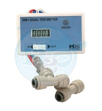 Forwater DM1 - IN LINE DUAL...